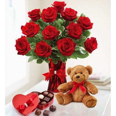 Combo Offer 24 Roses LR