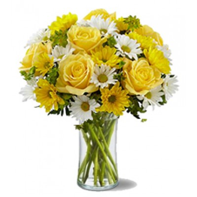 Delightful Daisies & Roses GW