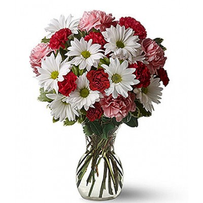 Red Rozie Boquet LR