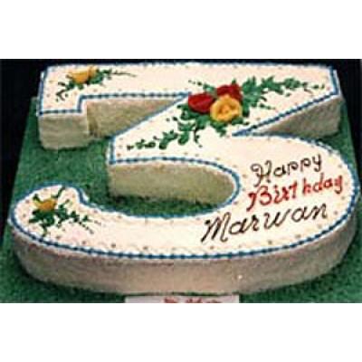 Numerical Cakes